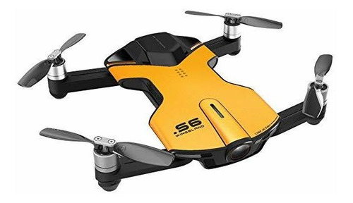 wingsland s6 outdoor edition mini drone de bolsillo