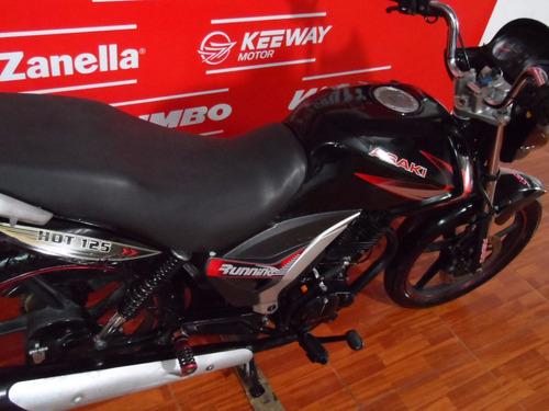 winner 125 motos