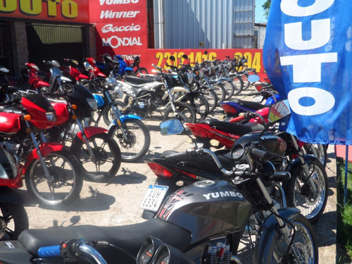 winner explore 125 motos couto
