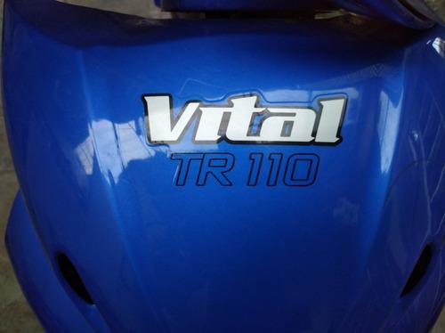 winner pollerita vital  tr 110 ,  impecable !!!  m poco uso