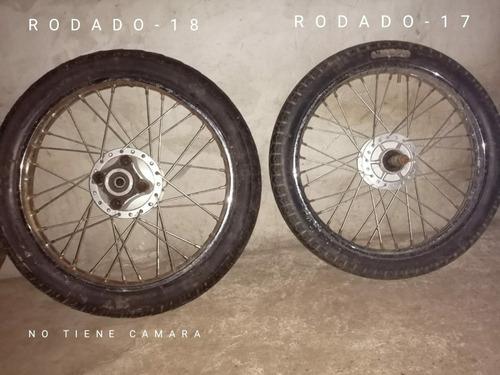winner ruedas r-18 y r-17