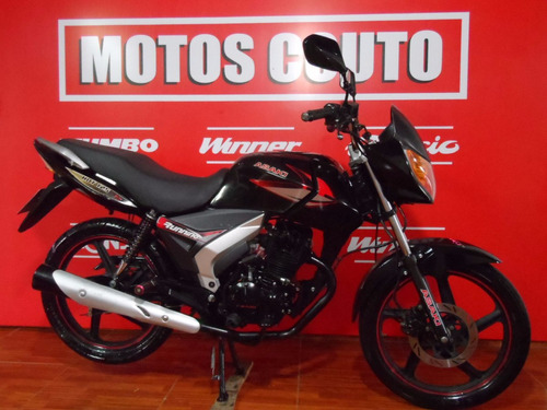 winner yumbo asaki 125 motos couto