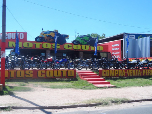 winner yumbo baccio classic 125 impecable motos couto
