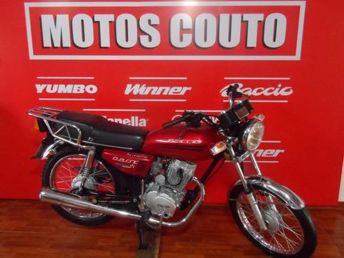 winner yumbo baccio zanella motos couto