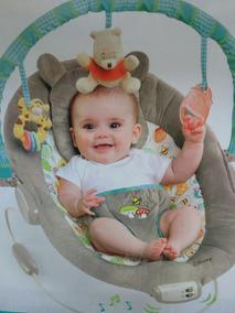 7766c3e76 Silla Vibradora Disney Winnie Pooh Con Musica Oferta - Todo para tu Bebé en Mercado  Libre México
