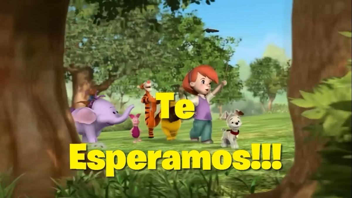 Winnie Pooh Vídeo Tarjeta De Invitación Digital Whatsapp