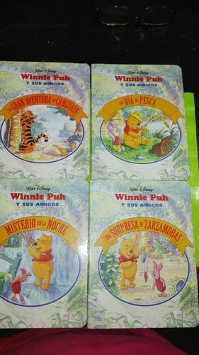 winnie puh y sus amigos coleccion libros