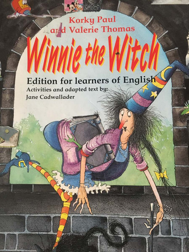 winnie the witch- edition for learners of english