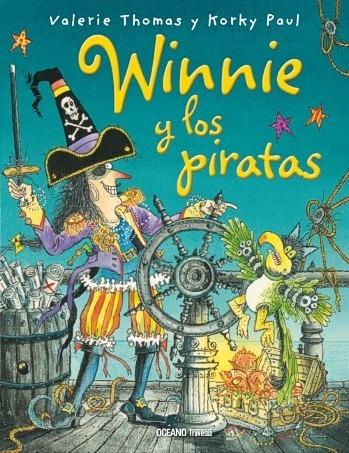 winnie y los piratas ( korky paul y valerie thomas)