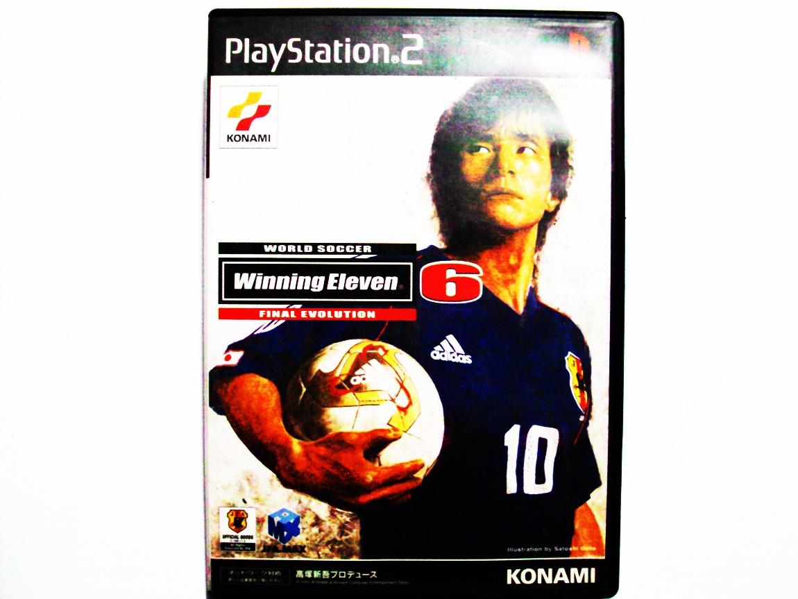 winning eleven 6 final evolution japones ps2 - playstation 2. Cargando zoom. e6ff71a91e02e