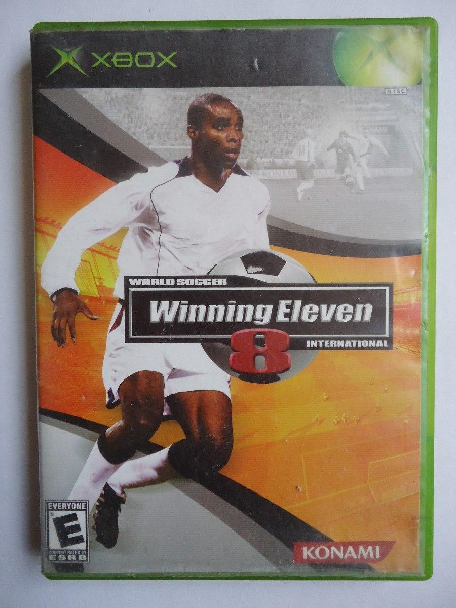 Winning Eleven 8 Para Xbox Clasico Gran Juego De Futbol Pes ... 6cbac3b38e3fc