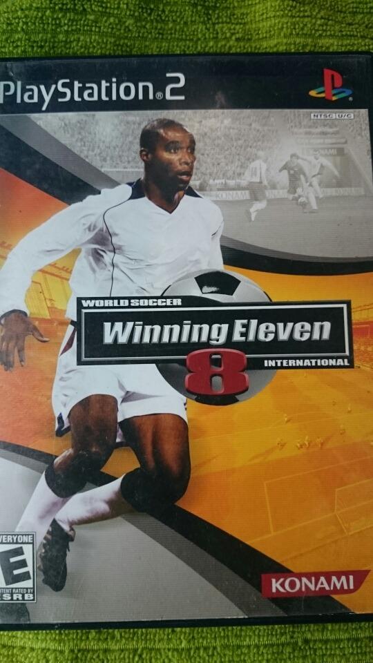 Winning Eleven 8 Ps2 -   400.00 en Mercado Libre 18c1b9be96cfd