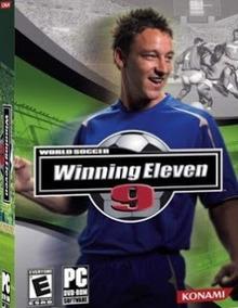 Winning Eleven 9 Jogo Pc Envio Por Email Sem Frete