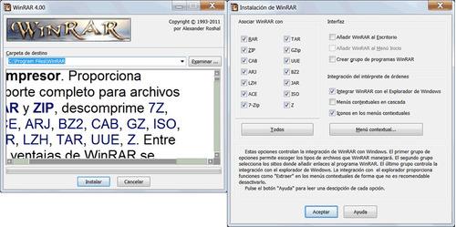 winrar v5.50 licencias originales permanentes español
