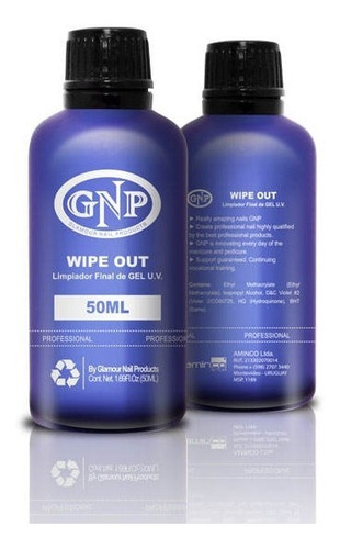 wipe out gnp profesional 50ml
