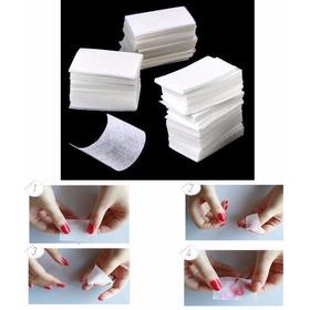 Wipes Paños X 1000 / Uñas Esculpidas / Esmaltado Permanente
