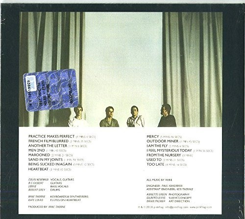 Wire Chairs Missing Usa Import Cd Nuevo