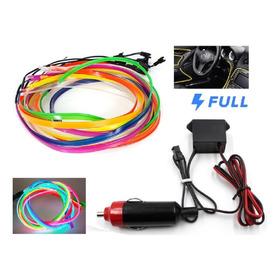Wire Hilo 3 M Gratis Luz Neon Cable Ceja Led 12v Aut Mot 6mm