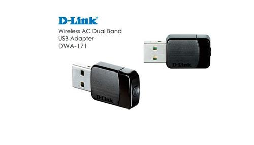 wireless ac dual band usb adapter d-link dwa-171