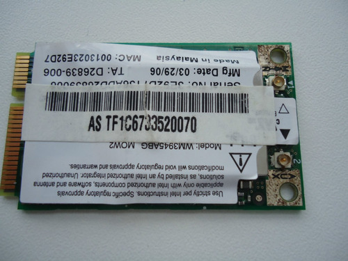 wireless asus a6000 a6j
