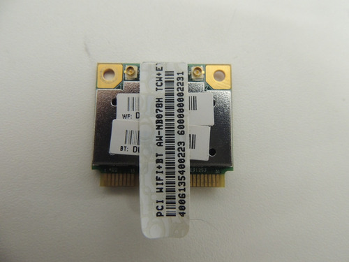 wireless aw nb078h notebook itautec infoway 7730 usado