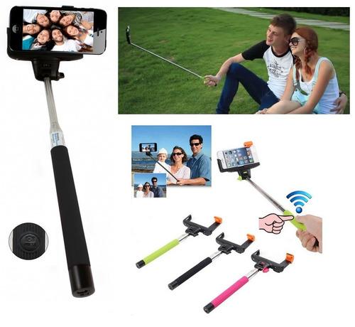 wireless bluetooth monopod selfie stick comp gopro hero 10 en mercado libre. Black Bedroom Furniture Sets. Home Design Ideas