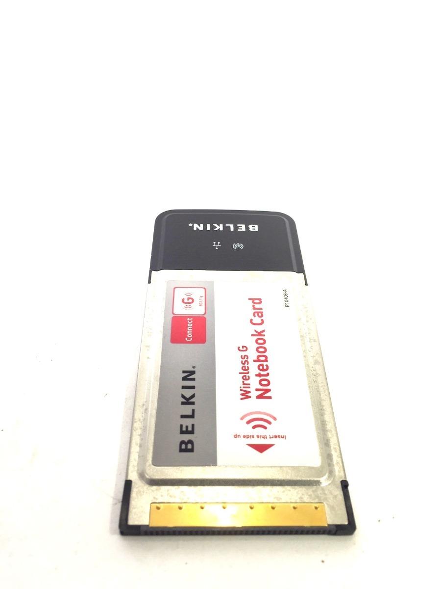 WIRELESS G NOTEBOOK CARD F5D7010 WINDOWS 7 64BIT DRIVER