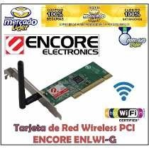 ENCORE ENLWI-G PCI DRIVER WINDOWS