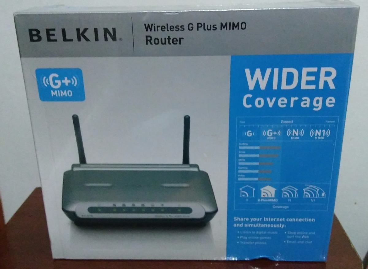 BELKIN G PLUS MIMO WIRELESS DRIVER DOWNLOAD FREE