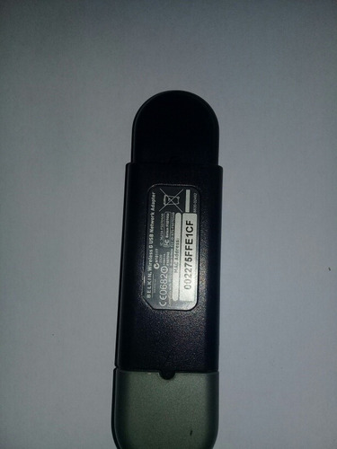 wireless g usb network adapter 802.11 - 54mbps