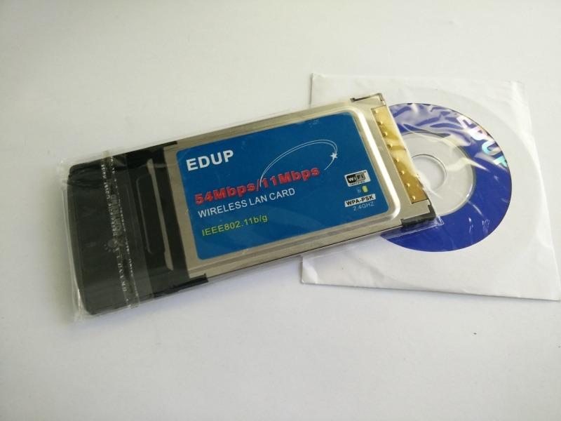 EDUP NI3-2511CD-PLUS DRIVERS FOR MAC