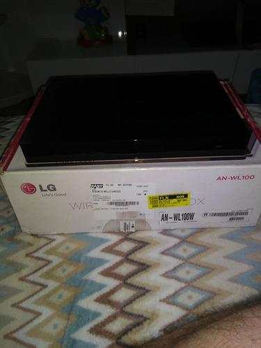 wireless media box lg