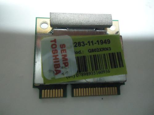 wireless q802xrn3 notebook sti is1422