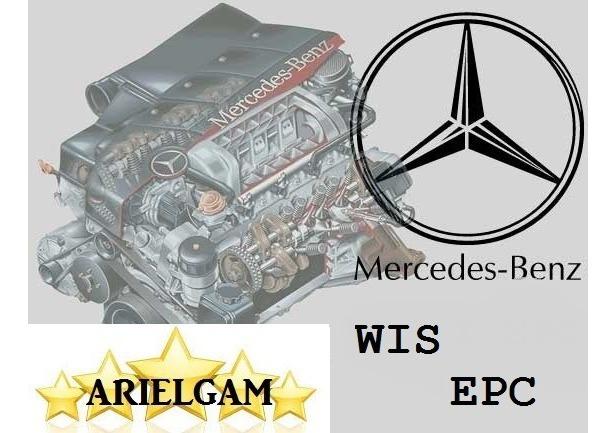 Wis Mercedes 2018 - Epc Mercedes 2018 Con Instalacion ! ! !