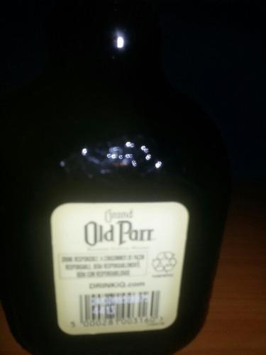 wisky old parr