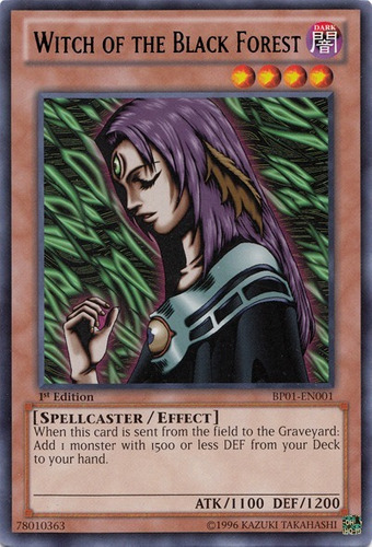 witch of the black forest - sdp 014 - comum