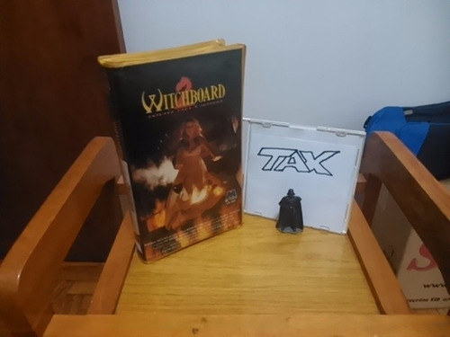 witchboard 2 - entrada para o inferno / vhs original / raro