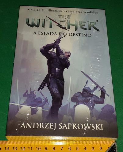 witcher 3 - sword of destiny - andrzej sapkowski novo