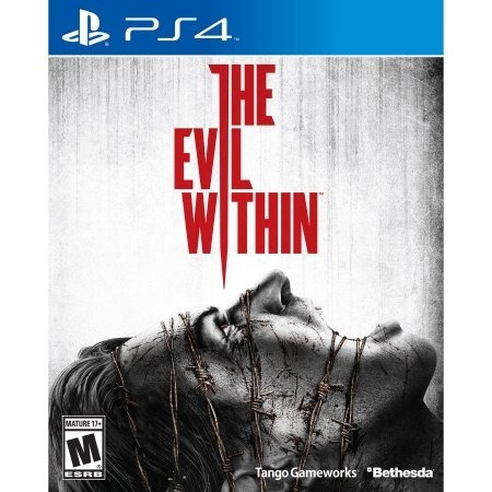 within ps4 the evil