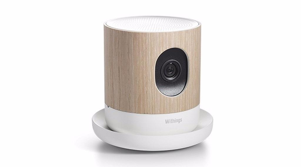Withings home c mara de seguridad wifi con sensor de - Camaras de seguridad wifi ...