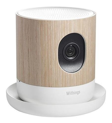 withings /nokia home - cámara de seguridad wi-fi con