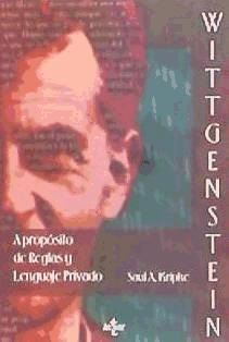 wittgenstein a propósito de reglas y lenguaje privado(libro