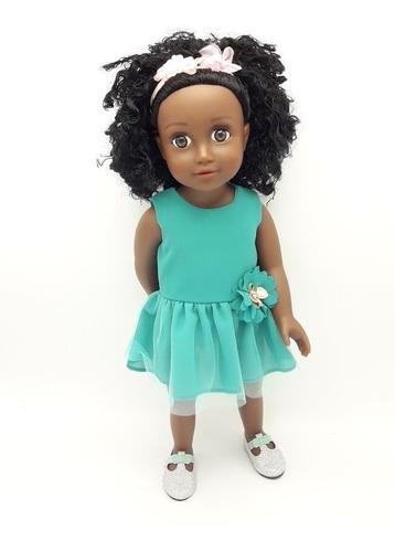 witty girls sarah muñeca 45cm /18 pulg original american pre