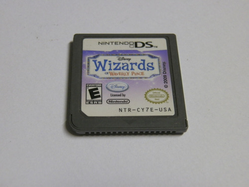 wizards of waverly place 3ds