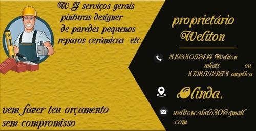 w.j serviços gerais