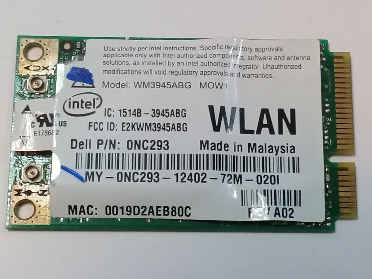 WM3945ABG MOW1 DRIVER FOR PC