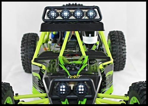 wltoys 12428 1/12 rtr rc buggy 50km lipo entrega inmediata)