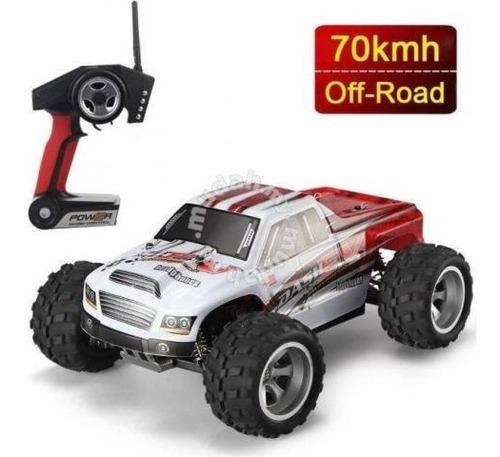 wltoys a979 b versión pro coche rc 1/18 4x4 70 km 2,4g