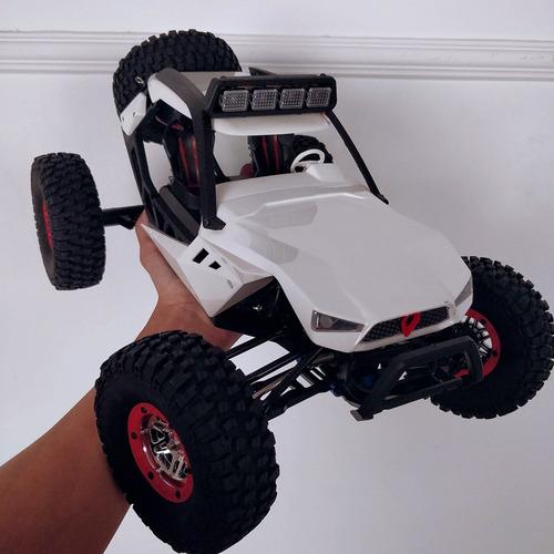 wltoys xk 12429 1 : 12 rc coche crawler 40km / h 4wd 2.4g el