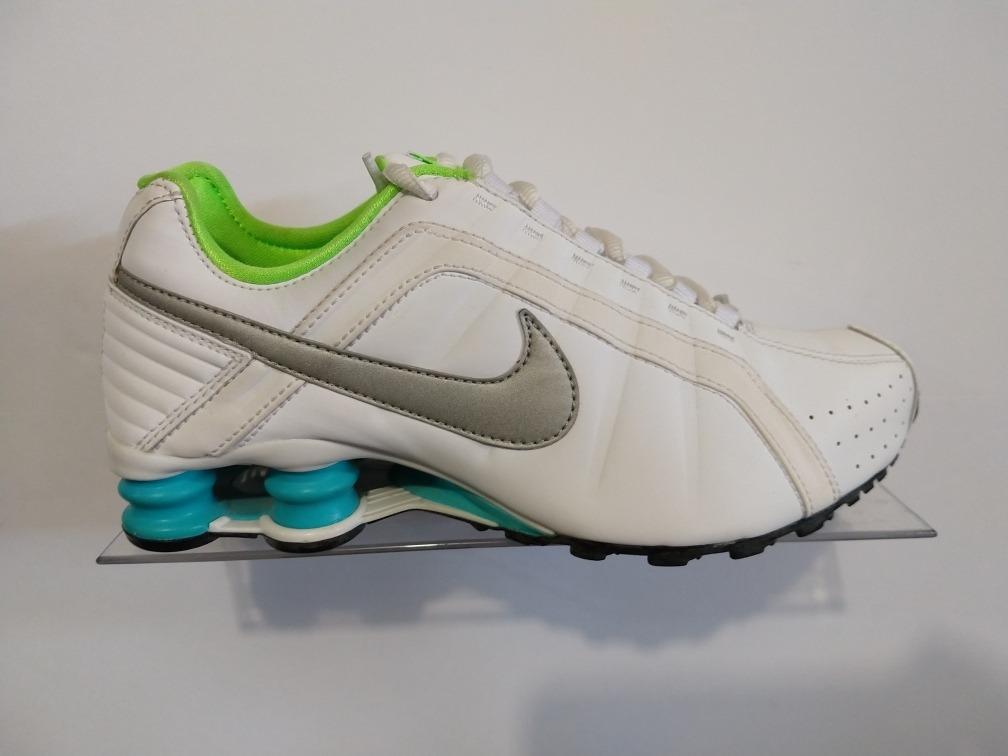 brand new f3ca4 4b9c5 Wmns Nike Shox Junior. 454339 110